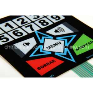 Custom Tactile Button Membrane Switch pictures & photos
