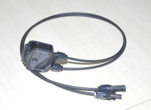10mm2 PV Module Cabel Connector for Solar System pictures & photos