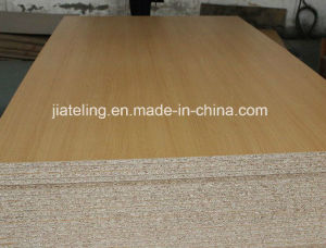 Melamined Paper Laminated Particle Board pictures & photos