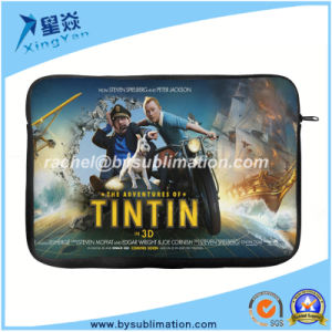 Hot Sale Neoprene Sublimation Laptop Bag pictures & photos