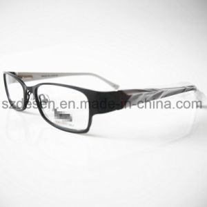 Top Quality Custom Logo Women Metal Eyeglasses Optical Frames pictures & photos
