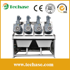 Techase- Oxidation Ditch Sludge Dewatering Filter Press pictures & photos