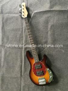 Tortoise Pickguard Music Man Bass Guitar pictures & photos