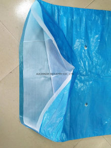 Vented EPE+HDPE Banana Bag pictures & photos