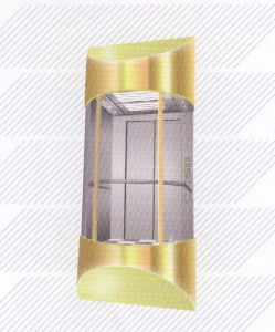 Glass Elevator / Observation Elevator (V8-O)