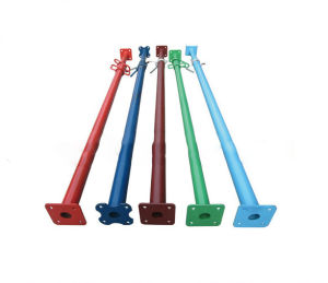 Painted Adjustable Steel Props for Formwork pictures & photos