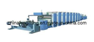 High Speed Paper Flexo Printing Machine pictures & photos