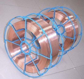 CO2 Copper Steel MIG Wire Welding pictures & photos