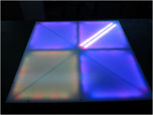 LED Stage Lighting RGB LED Dance Floor for Wedding/Party pictures & photos