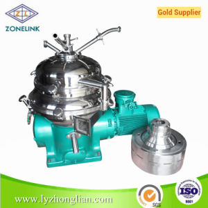Dhy400 Automatic Discharge High Speed Disc Stack Centrifugal Separator Machine pictures & photos