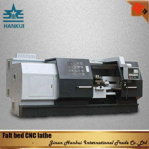 Cknc61100 China Bench Lathe CNC Machine Metal Lathe pictures & photos