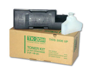 Toner Cartridge Tk-20h for Kyocera Fs1700/1750/3700/3750/6700/6900 pictures & photos