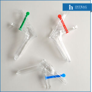 Sterile Disposable Vaginal Speculum with Ce/ISO pictures & photos