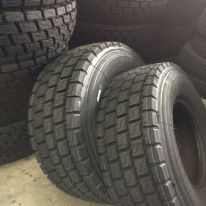 High Quality Truck Tyre for Sale Rock Patern (10.00R20)