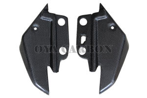 Carbon Fiber Motorcycle Small Side Panels for Aprilia Shiver 2009-2010 pictures & photos