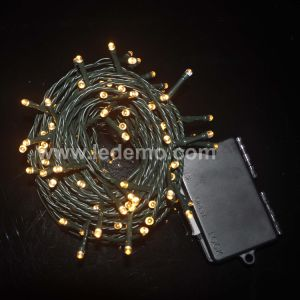 10m LED Festival Decoration Battery String Light (LDSBA-001) pictures & photos