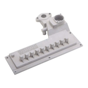 Aluminum Die Casting for Panasonic Gas Water Heater Fittings