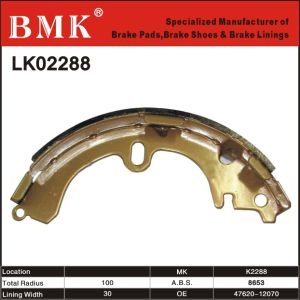 Advanced Quality Brake Shoes (K2288) pictures & photos