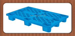 1200X800X145mm Durable EU Nestable Plastic Storage Pallets for Warehouse pictures & photos