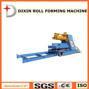 10t Automatic Hydraulic Decoiler pictures & photos