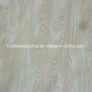Door Frame Wood Grain, 55GSM Available Melamine Impregnated Paper. pictures & photos
