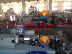 PVC Crusting Foam Board Extrusion Line pictures & photos