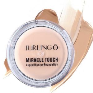 Base Liquid Foundation Cream Makeup 3 Color Concealer Oil-Control Fo0336 pictures & photos