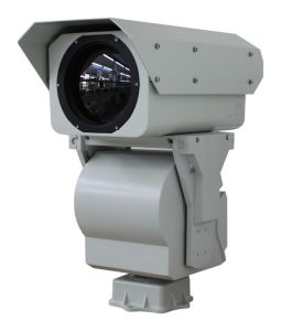 Long Range PT IR Thermal Imaging Camera with 190mm Lens for 18km Detection pictures & photos