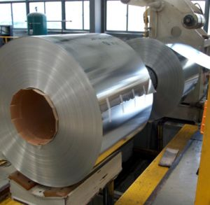 Standard Zinc Coating Galvanized Steel Coil pictures & photos