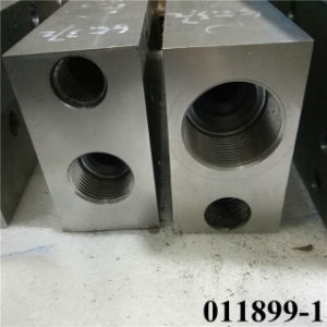 Ultra High Pressure Water Jet Direct Drive Pump Part Water Manifold pictures & photos