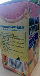 Organic Best Share Slimming Orange Juice pictures & photos