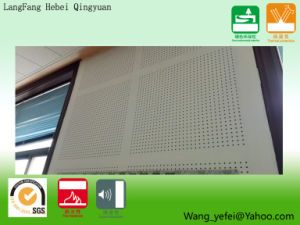 Perforated Sound-Absorbing Board pictures & photos