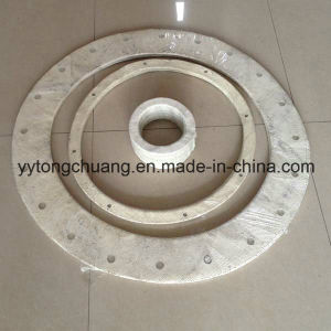 Thermal Insulation Non Metal Fiberglass Gasket for Industrial Furnace Seal pictures & photos