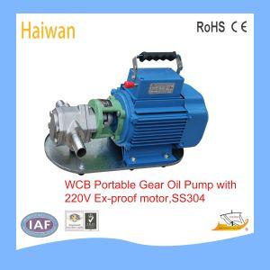 Hydraulic Oil Transfer Gear Pump/Internal Gear Pump