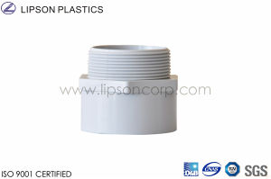 Good Quality UPVC CPVC Pipe Fitting Dn80 pictures & photos