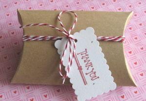 Paper Pillow Boxes (5684)