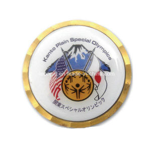 Custom Hard Enamel Challenge Coin for Souvenir pictures & photos