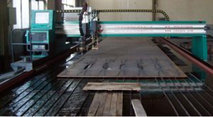 Under-Water CNC Plasma Cutting Machine