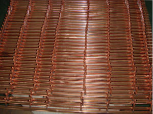 Condenser Copper Header for Air Conditioner