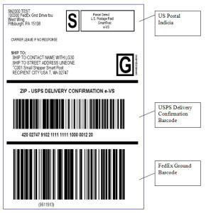 Thermal Paper for Express Waybill
