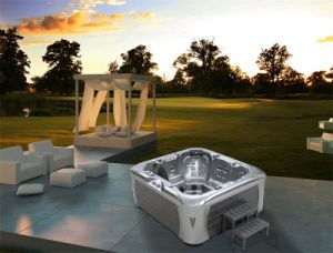 Factory Direct Selling Unique Design Jacuzzi SPA Otudoor Hot Tub M-3390 pictures & photos