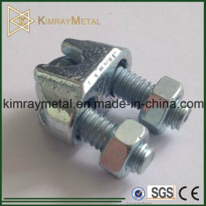 Galvanized Malleable Wire Rope Grip (US Type) pictures & photos