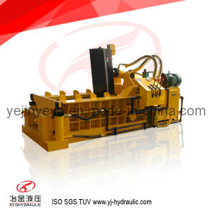 Ydq-100A Factory Baling Press for Copper Scraps (integration design) pictures & photos