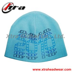 Winter Hat with Printing Logo (XT-W006) pictures & photos