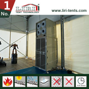 60kw packaged central air with heat for sport games and big exhibition
