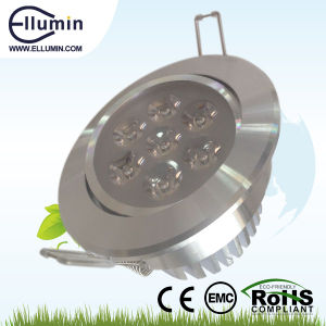 High Power LED Downlight 7W LED Light