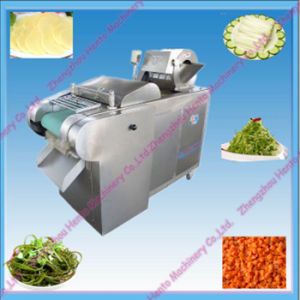 Experienced Multifunctional Vegetable Cutter Dicer Chopper Machine pictures & photos