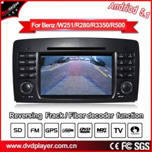 Android 5.1 Car DVD GPS Navigation for Mercedes Benz R-W251 DVD Player pictures & photos