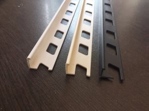 Plastic PVC Tile Trim pictures & photos