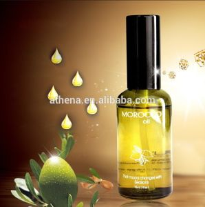 100% Natural Argan Hair Oil pictures & photos